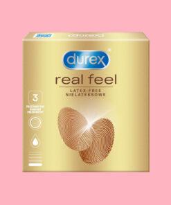 Durex Real Feel 3tk