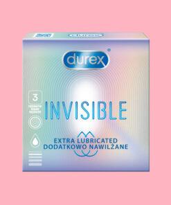 Durex Invisible Extra Sensitive